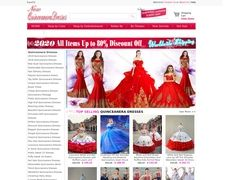 New Quinceanera Dresses
