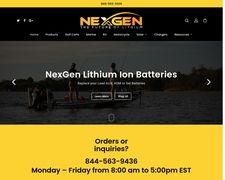 NexGen Lithium Ion Batteries