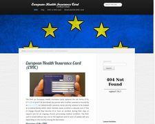 European Health Insurance