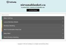 Nirvanablanket.ca