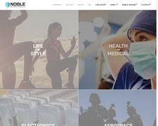 Noblebiomaterials.com