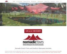 Nomadic Tents