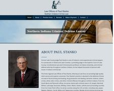 Paul Stanko Criminal Defense