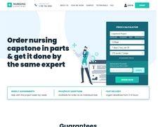 Nursing Capstone