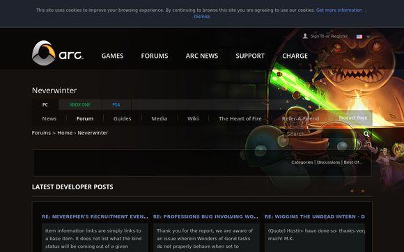 Nw-forum.perfectworld.com