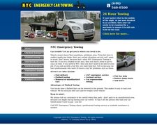 NYC Emergency Towing – NYC NY Emergency Towing Service