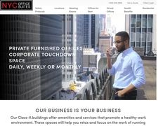 NYC Office Suites Grand Central Station – The Commerce Building