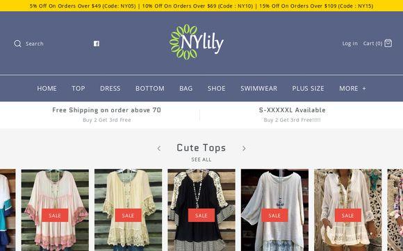 Nylily.com