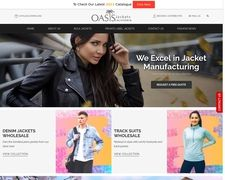 Oasis Jackets