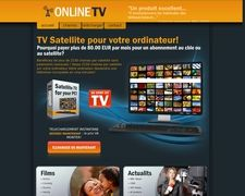 Online-TV-software