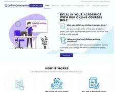 Onlinecourseshelp.com