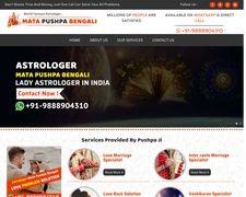 Online Lady Astrologer