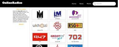 Onlineradios.co.za