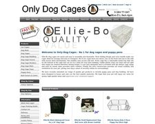 Only Dog Cages