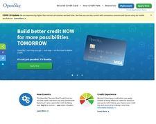 OpenSky Credit Card