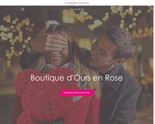 Ours-en-rose.store