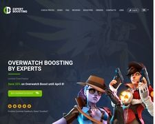 Overwatch Boost Premium
