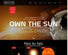 Own The Sun