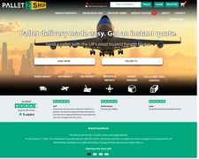 Pallet2ship UK