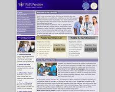 PALS Recertification Online $159