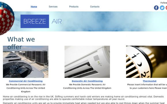 PanasonicAirConditioning.co.uk