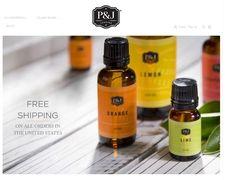 P&J Trading Premium Fragrance Oils