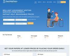 Paperhelptutors.com