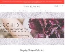 Paper Orchid Stationery