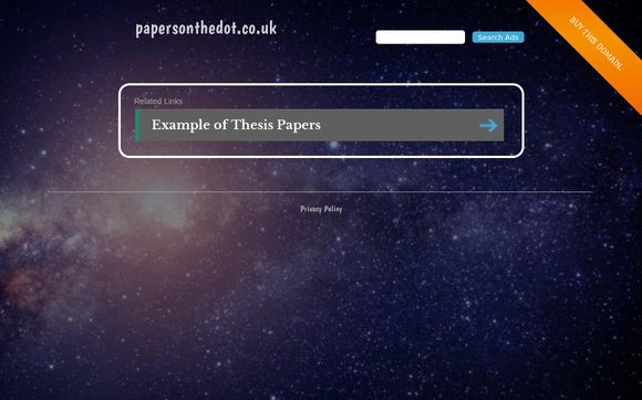 Papersonthedot.co.uk