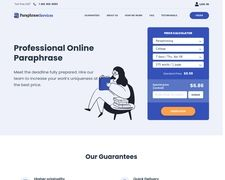 ParaphraseService.com