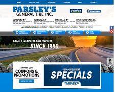 Parsleytire.com