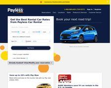 Payless Rent-A-Car