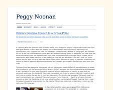 Peggynoonan