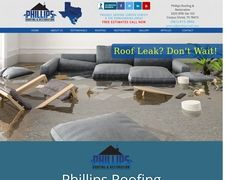 Phillips Roofing and Restoration