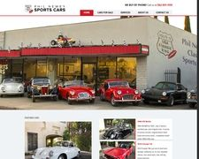 Phil Newey Sports Cars