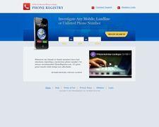 Phone Registry