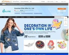 Kunshan Elite Gifts Co.