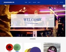 www.pingpongballs.net