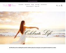 Pink Box® Inspirational Jewelry