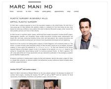 Marc Mani, MD