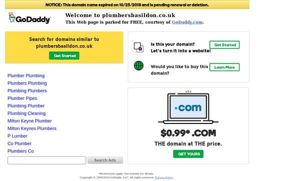 Plumbersbasildon.co.uk