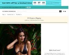 Plumeria Swimwear