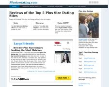 Reviews Of The Top 5 Plus Size Dating Sites