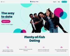 plenty of fish dating website reviews
