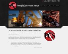 Principle Construction Services