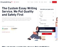 PrivateWriting
