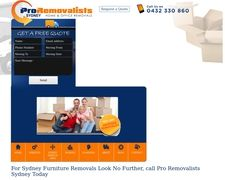 ProRemovalists Sydney