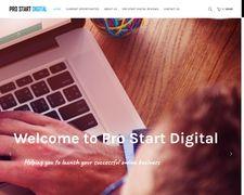 Pro Start Digital