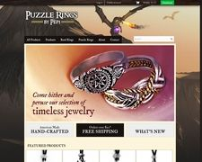 Puzzle Rings By Pepi