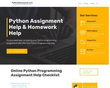 Pythonhomework.com